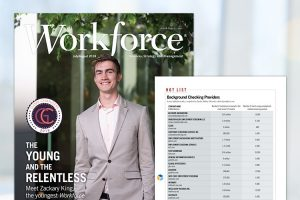 Info Cubic Named on Workforce's Hot List